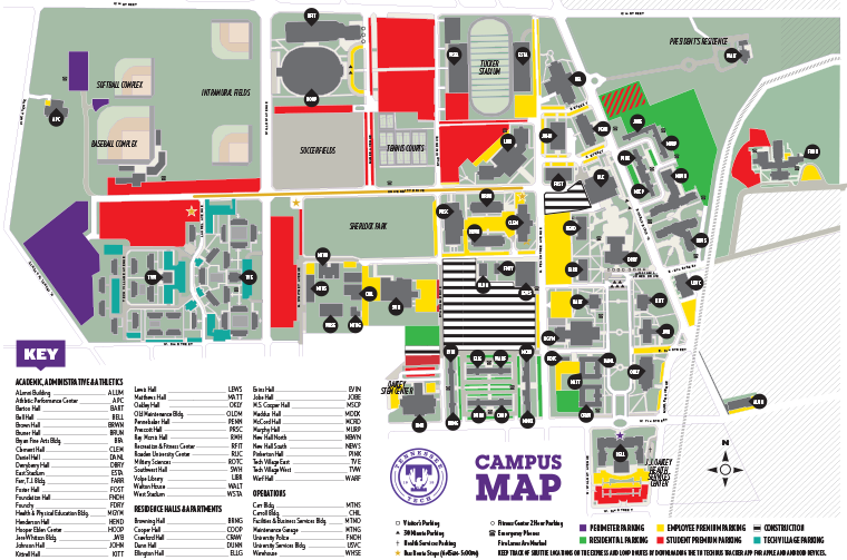 Parking And Shuttle Changes Take Effect Monday Jan 14 Tech Times